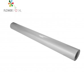 Isolatie folie grijs/wit  100 mtr. x 120 cm.