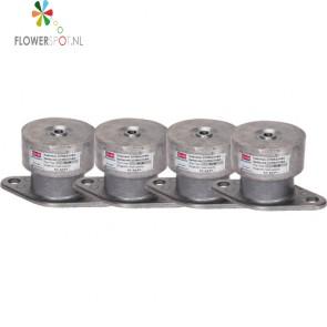 Trilling isolator veren fl 40