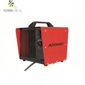 Atomic c2000 keramische kachel incl. thermostaat 1000/2000 W