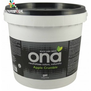 Ona Gel Apple Crumble 4 ltr Pot