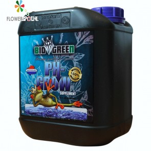 Biogreen pH min Grow 38% Salpeterzuur 5 ltr