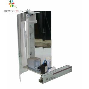 Zelfbouwset 400 W Philips-Ge Lucalox- Spiegelkap