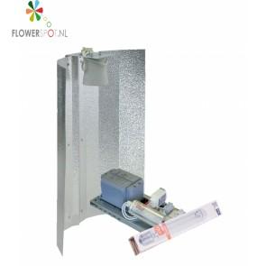 Zelfbouwset 600 W Philips Luxgear- Osram- Hamerslagkap