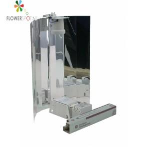 Zelfbouwset 600 W ELT - GE Lucalox - Spiegelkap