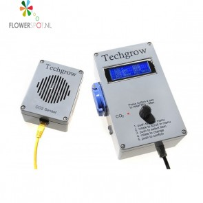 TECHGROW T1 CO2 CONTROLLER