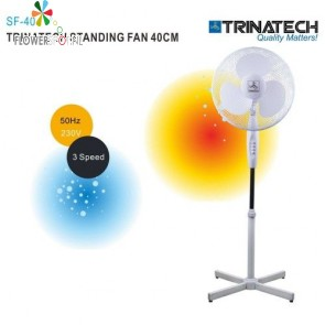 Trinatech ventilator statief 40cm