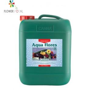 Canna Aqua Flores A & B 10 ltr