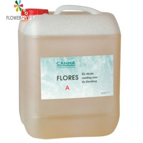 Canna Hydro Flores A & B 10 ltr