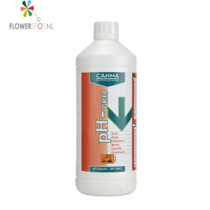 Canna pH- groei 1 ltr